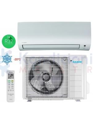 FTXTP25K-RXTP25N8 Daikin Comfora 2.5/3.2 kW kondicionierius-šilumos siurblys oras-oras
