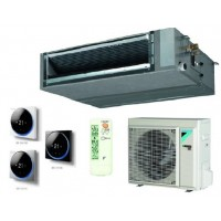 DAIKIN ortakiniai (iki 150PA) FBA-A9 / RXM-N9 oro kondicionieriai