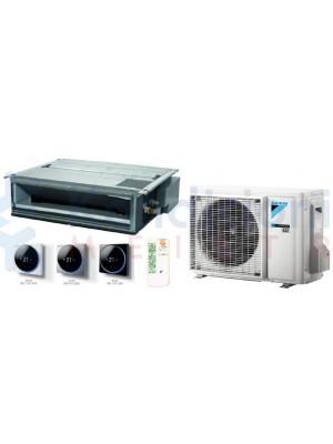 FDXM25F9-RXM25N9 DAIKIN ortakinis iki 40PA 2.4/3.2 kW kondicionierius