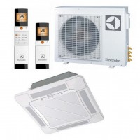 EACC-12H/UP3-DC/N8 Inverter Electrolux 3.5/4.0 kW kasetinis oro kondicionierius