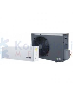 AA 12.4-WS-IFC Energy Save 5.5 kW šilumos siurblys oras-oras, valcuojamas pajungimas