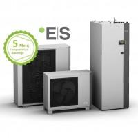 NPT6-V7 Energy Save 6 kW šilumos siurblys oras - vanduo