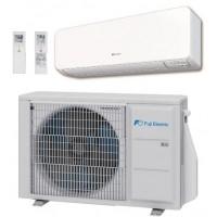 RSG07KGTA / ROG07KGCA Fuji Electric 2.0/2.5 kW oro kondicionierius - šilumos siurblys