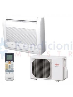 AGYG09LVCA / AOYG09LVCA grindinis FUJITSU 2.6/3.5 kW oro kondicionierius-šilumos siurblys