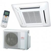 AUYG12LVLB / AOYG12LALL kasetinis FUJITSU 3.5/4.1 kW oro kondicionierius-šilumos siurblys