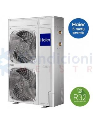 AU162FYCRA(HW) + YR-E27 + ATW-A01 HAIER 16 kW šilumos siurblys oras - vanduo