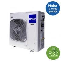 AU052FYCRB(HW) + YR-E27 + ATW-A01 HAIER 5 kW šilumos siurblys oras - vanduo
