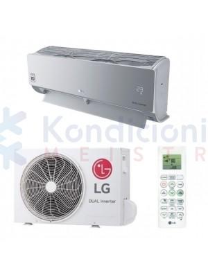 LG Artcool Silver AC09SQ.NSJ/AC09BQ.UA3 2.5/3.3 kW kondicionierius