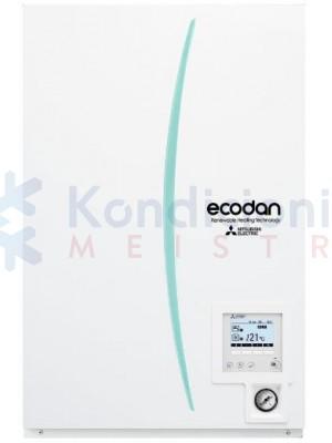 "EHPX-YM9C Mitsubishi Electric Ecodan Hydro-Box ""viskas-viename"" sistema be boilerio"