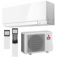 MSZ-EF25VGKW MUZ-EF25VGH Mitsubishi Electric 2.5/3.2 kW oro kondicionierius - šilumos siurblys