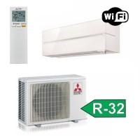 MSZ-LN25VGW MUZ-LN25VGHZ Mitsubishi Electric 2.5/3.2 kW oro kondicionierius - šilumos siurblys