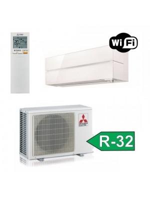 MSZ-LN50VGW MUZ-LN50VGHZ Mitsubishi Electric 5.0/6.0 kW oro kondicionierius - šilumos siurblys