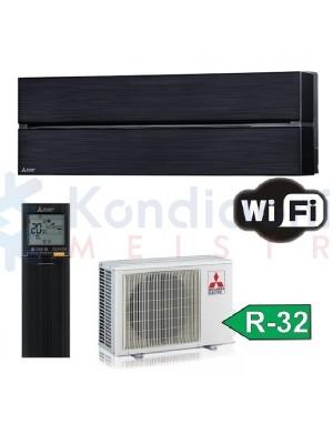 MSZ-LN25VGB MUZ-LN25VGHZ Mitsubishi Electric 2.5/3.2 kW oro kondicionierius - šilumos siurblys