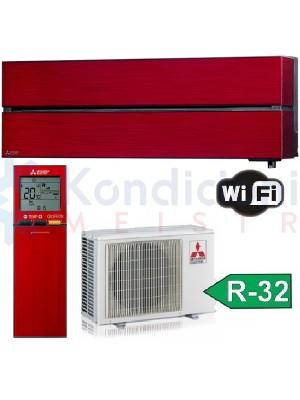 MSZ-LN35VGR MUZ-LN35VGHZ Mitsubishi Electric 3.5/4.0 kW oro kondicionierius - šilumos siurblys