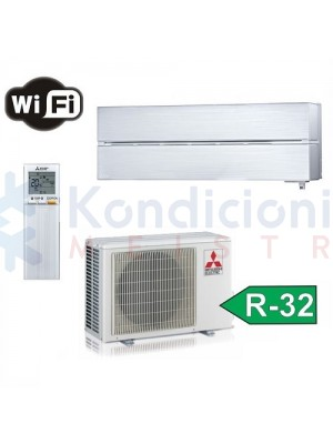 MSZ-LN25VGV MUZ-LN25VGHZ Mitsubishi Electric 2.5/3.2 kW oro kondicionierius - šilumos siurblys