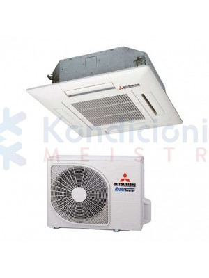 FDTC/SRC60ZSX-W Mitsubishi Heavy Industries 5.6/6.7 kW kasetinis kondicionierius