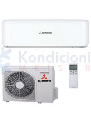 SRK/SRC35ZS-W Mitsubishi Heavy Industries 3.5/4.0 kW oro kondicionierius – šilumos siurblys