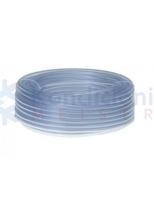 Kondensato žarna skaidri, lanksti 6 mm - 100 m