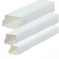 Plastikinis PVC kanalas 0612BCF 65x45