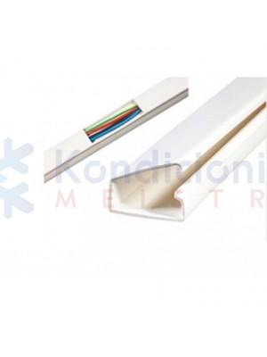 Plastikinis PVC kanalas 22x10 el. kabeliui