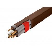 Plastikinis PVC kanalas 0812BCF-M rudos spalvos 80x60