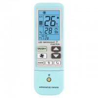 Universalus oro kondicionieriaus nuotolinio valdymo pultas