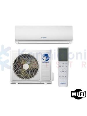 Nordis ORION PRO OP18TC1 5.0/5.1 kW oro kondicionierius - šilumos siurblys