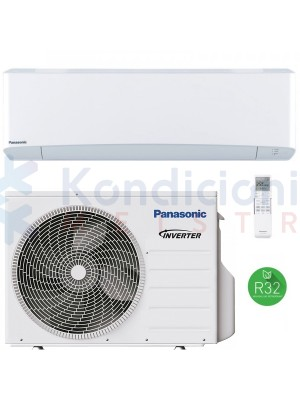 CS-Z35VKEW / CU-Z35VKE Panasonic 3.5/4.0 kW šilumos siurblys