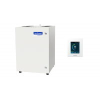 Rekuperatorius KOMFOVENT DOMEKT-CF-200-V-F7/M5-C6-L/A su priešsroviniu šilumokaičiu ir C6.1 valdikliu