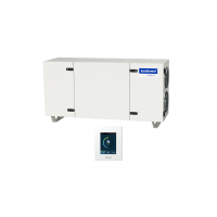 Rekuperatorius KOMFOVENT DOMEKT-CF-700-H-F7/M5-C6-L/A su priešsroviniu šilumokaičiu ir C6.1 valdikliu