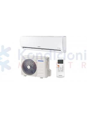 AR24TXHQASINEU-AR24TXHQASIXEU Samsung AR35 - AF21 Silver 7.0/7.3 kW oro kondicionierius