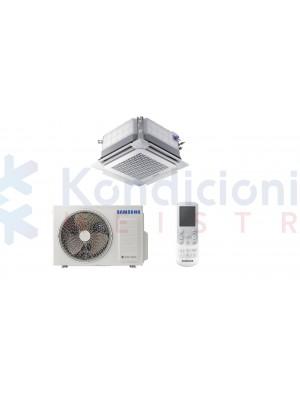 AC026RNNDKG/EU-AC026RXADKG/EU SAMSUNG bevėjis mini 4-krypčių 2.6/3.4 kW kasetinis šilumos siurblys