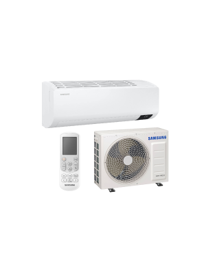 AR09TXFZBWKNEE-AR09TXFZBWKXEE Samsung Nordic Essential 2.5/3.2 kW šilumos siurblys