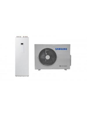 AE200RNWSEG/EU-AE040RXEDEG/EU SAMSUNG 4.4/5.0 kW split (su 200 L tūriniu šildytuvu) oras-vanduo šilumos siurblys