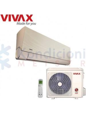 ACP-12CH35AEVI VIVAX 3.52/3.81 kW oro kondicionierius - šilumos siurblys