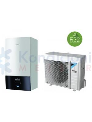 ERGA06DV - EHBH08D9W Daikin Altherma 7.74 kW oras-vanduo šilumos siurblys