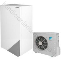 ERLQ008CV3 - EHBH08CB3V Daikin Altherma 10.02 kW oras-vanduo šilumos siurblys