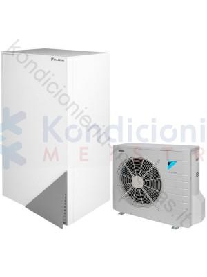 ERLQ004CV3 - EHBX04CB3V Daikin Altherma 5.12/5.0 kW oras-vanduo šilumos siurblys