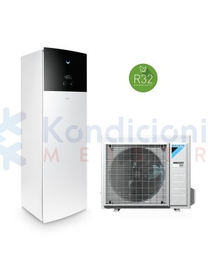 ERGA06DV - EHVH08S18D9W Daikin Altherma 7.74 kW oras-vanduo šilumos siurblys
