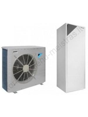 ERLQ004CV3 - EHVX04S18CB3V Daikin Altherma 5.12/5.0 kW oras-vanduo šilumos siurblys
