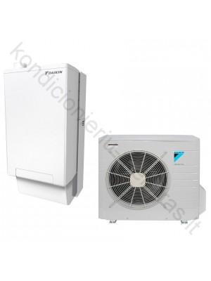 EVLQ08CV3 - EHYHBX08AV3 - EHYKOMB33AA Daikin Altherma 6.86/10.02 kW oras-vanduo-dujos hibridinis šilumos siurblys