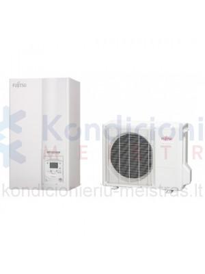 WSYA100DG6-WOYA080LFCA Fujitsu 7.5 kW šilumos siurblys oras-vanduo