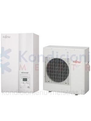 WSYP100DG6-WPYA080LG Fujitsu 8.0 kW šilumos siurblys oras-vanduo