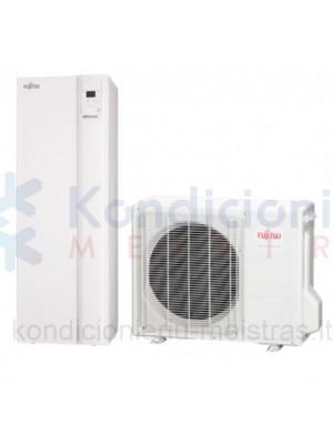 WGYA100DG6-WOYA080LFCA Fujitsu 7.5 kW šilumos siurblys oras-vanduo