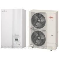 WSYG140DG6-WOYG112LHT Fujitsu 10.8 kW šilumos siurblys oras-vanduo