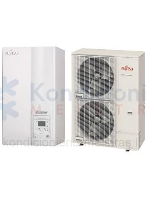 WSYK160DG9-WOYK140LCTA Fujitsu 13.5 kW šilumos siurblys oras-vanduo