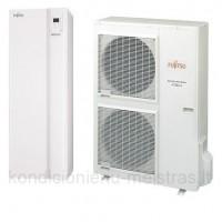 WGYG140DG6-WOYG112LHT Fujitsu 10.8 kW šilumos siurblys oras-vanduo