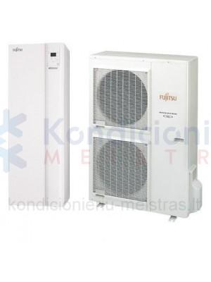 WGYK160DG9-WOYK160LCTA Fujitsu 15.17 kW šilumos siurblys oras-vanduo