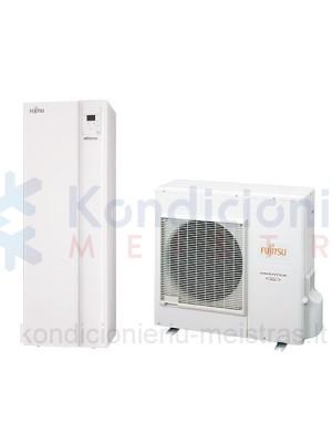 WGYA100DG6-WOYA100LFTA Fujitsu 10.0 kW šilumos siurblys oras-vanduo
