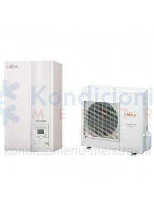 WSYA100DG6-WOYA100LFTA Fujitsu 10.0 kW šilumos siurblys oras-vanduo